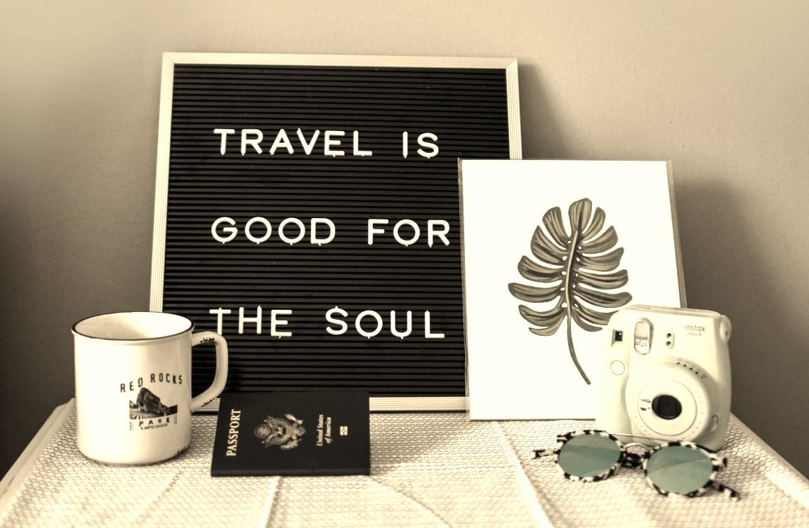 Podróże: to coś dla Ciebie!